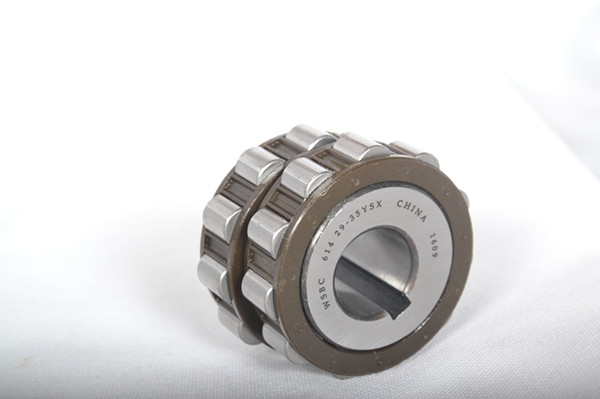 Explain The Composition and Installation of The Eccentric Bearings