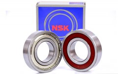 Abnormal operation of  NSK clutch bearings